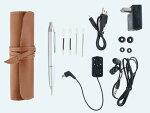 ペン型ICレコーダー「ペンボイスS」IC-P02録音時間約48時間(4GB)MP3ペン型ボイスレコーダー【smtb-k】全国送料無料