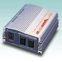 DC12V電源で100Vの製品が使用できる。最大150Wマルハマ「DC/ACインバーター」ADA-150P