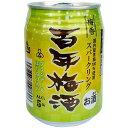 【明利酒類】百年梅酒 250mlx24本 (1箱) 5度