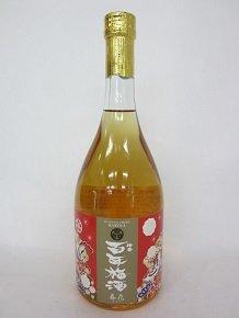 【明利酒類】百年梅酒 春花 720ml 25度