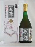 ●【明利酒類】梅香 百年梅酒  720ml 14度 【P06Dec14】