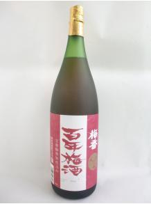 【明利酒類】梅香 百年梅酒 〜完熟梅仕込み〜 1.8L 14度