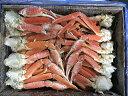 【訳あり 特価品】カナダ産 ボイルズワイガニ 5kg 3Lサイズ 折れた脚が混じってます【ずわいがに かに 蟹 業務用 わけあり お得】【10P05Nov16】