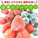 [冷凍フルーツ]MIXスリーベリー[イチゴ・ブルーベリー・ラ...