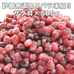 冷凍フルーツ ザクロ×500g