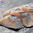 オランダ産 初物ニシンの塩漬けスモークロイヤル マッチェヘリング スモーク約150g[4フィレー入り]40個まで1配送でお届けクール[冷凍]便でお届け【2〜3営業日以内に出荷】