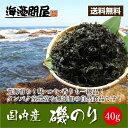 乾燥「磯のり40g(岩のり)」1000円ポッキリ 送料無料 ぽっきり 味噌汁の具材 海苔 無