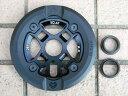 BMXギア【ECLAT [17] AK GUARD SPROCKET 】ガード付きスプロケット・ギア板・BMX前ギア