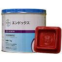 【今なら商品購入で毒餌皿10枚プレゼント】粉末殺鼠剤 エンドックス 業務用1kg缶入り