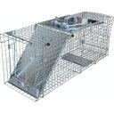 【2月末入荷予定】動物捕獲器アニマルトラップ MODEL1092 収納に便利な折りたたみ式 【送料無料】