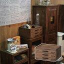 レターラック レターケース 収納 収納ボックス 小物入れ 卓上 扉 古材 木 木製 天然木 アンティーク シャビー カントリー 北欧 ブルックリン 西海岸 おしゃれ かわいい 家具