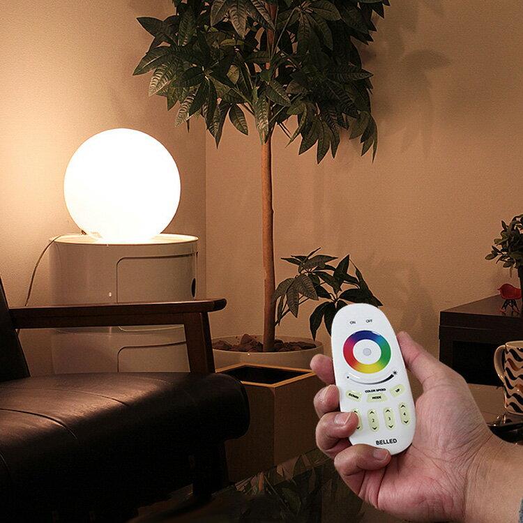 【送料無料】照明 LED リモコン付き テーブルライト ボールランプ カクテル【ライト フ…...:kaiteki-homes:10076072