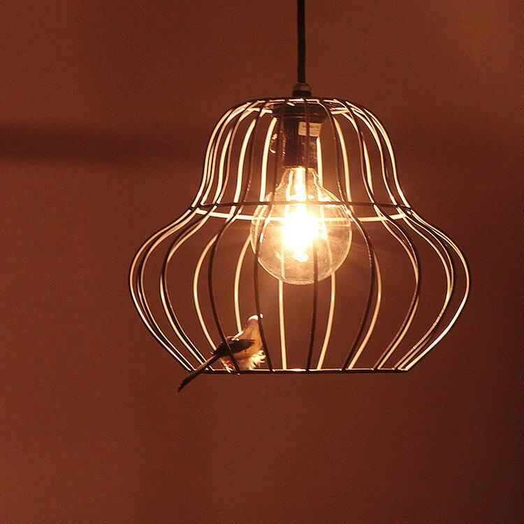 【送料無料】照明 LED 対応 ペンダントライト 1灯 オニオン【ライト おしゃれ アンテ…...:kaiteki-homes:10001168