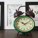 目覚まし時計 CL-6871 トロッツ TROTS インターフォルム【置時計 置き時計 時計 雑貨 おしゃれ 一人暮らし アンティーク レトロ 大音量 ベル音 スヌーズ アナログ かわいい 目覚まし めざまし時計】【新生活 インテリア】