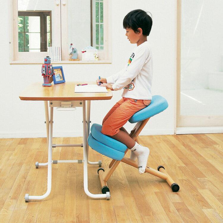 【送料無料】クッション付きプロポーションチェア キッズ CH-889CK【椅子 いす チェ…...:kaiteki-homes:10075725