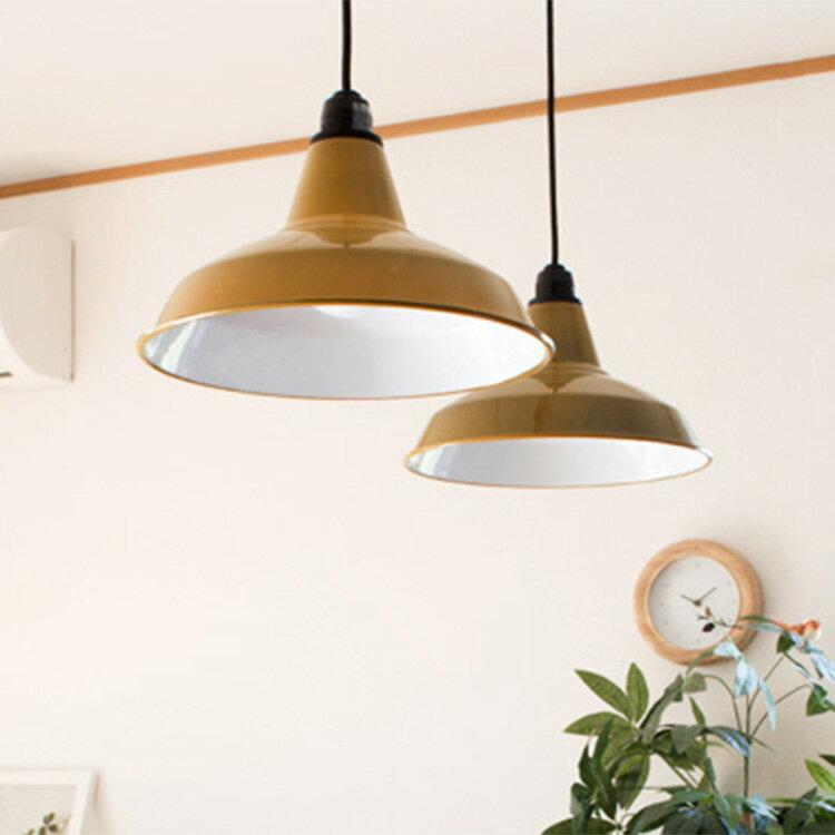 照明 ペンダントライト 12インチ 1灯 ホーロー 琺瑯 ランプ【ライト 照明器具 インテ…...:kaiteki-homes:10078006