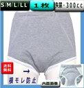 失禁パンツ 男性 大容量 S/M/L/LL【1枚】尿漏れ300cc 日本製 品番33018