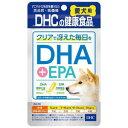 楽天スーパーセール 全品10倍~20:00~【一部ポイント除外商品あり】DHC 愛犬用 DHA+EPA 60粒