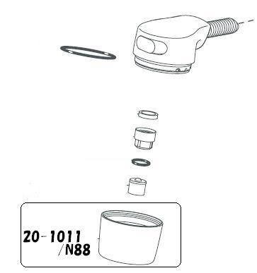 INAX 散水板 21-1011/N88