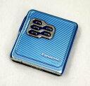 Panasonic パナソニック SJ-MJ15-A ブルー ポータブルMDプレーヤー MDLP対応 (MD再生専用機/MDウォークマン)
