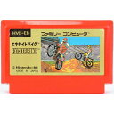【中古】FC エキサイトバイク ソフトのみ ファミコン ソフト