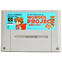 【中古】SFC ワンダープロジェクトJ 機械の少年ピーノ ソフトのみ スーパーファミコン ソフト