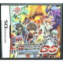 【中古】 DS 爆丸バトルブローラーズDS ディフェンダー オブ ザ コア 通常版 ソフト・ケース NINTENDO DS