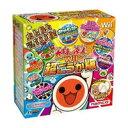 【送料無料】【中古】Wii 太鼓の達人Wii 超ごうか版(同梱版)