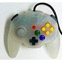 【送料無料】【中古】N64 任天堂64 ホリパッドミニ64 スノーホワイト コントローラー 本体(箱付き)