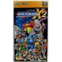 【送料無料】【中古】SFC スーパーファミコン ロックマンX2