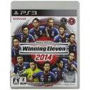 【送料無料】【中古】 PS3 ワールドサッカー ウイニングイレブン2014 プレイステーション3 プレステ3