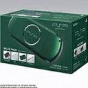 【送料無料】【中古】PSP「プレイステーション・ポータブル」 バリュー・パック スピリティッド・グリーン (PSPJ-30004) PSP3000