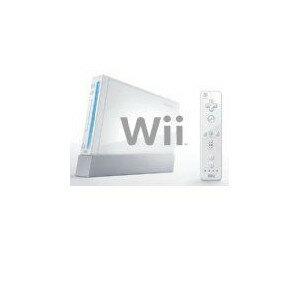 【送料無料】【中古】Wii [ウィー] 本体 シロ 任天堂 (箱付き)