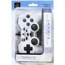 【送料無料】【中古】 PS2 PlayStation2専用 アナログ連射コントローラー 極 ホワイト プレイステーション2 プレステ2