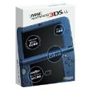 【送料無料】【中古】 3DS Newニンテンドー3DS LL メタリックブルー