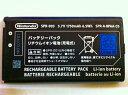 【送料無料】【中古】 Newニンテンドー3DS LL ニンテンドー3DS LL 専用 バッテリーパック (SPR-003) 任天堂 純正品 本体