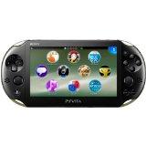 【ジャンク】【送料無料】【中古】 PlayStation Vita Wi-Fiモデル カーキ/ブラック (PCH-2000ZA16) 本体 プレイステーション ヴィータ