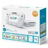 【送料無料】【中古】Wii U すぐに遊べる スポーツプレミアムセット 任天堂 本体(箱説付き)