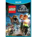 【送料無料】【中古】Wii U レゴ ジュラシック・ワールド