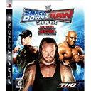 【送料無料】【中古】PS3 WWE 2008 SmackDown vs Raw