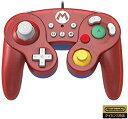 Nintendo Switch ホリ クラシックコントローラー for Nintendo Switch マリオ