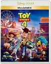 【中古】トイ ストーリー4 MovieNEX ブルーレイ DVD デジタルコピー MovieNEXワールド Blu-ray /ディズニー