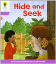 【中古】Oxford Reading Tree: Level 1+: First Sentences: Hide and Seek/Roderick Hunt