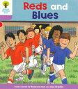 【中古】Oxford Reading Tree: Level 1+: First Sentences: Reds and Blues/Roderick Hunt