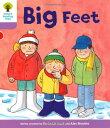 【中古】Oxford Reading Tree: Level 1+: First Sentences: Big Feet/Gill Howell