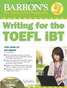 【中古】Writing for the TOEFL iBT with Audio CD (Barron's Writing for the TOEFL)/Lin Lougheed Ph.D.