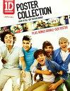 【中古】1D Official Poster Collection: Over 25 Pull-out Posters, Plus: Bonus Double-size Poster (One Direction Poster)/Inc. Browntrout Publishing
