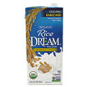 Organic Rice Dream�ڥ������˥å����饤���ɥ꡼�ࡡ�饤���ɥ�󥯡�̵����946ml��Rice Drink Unsweetened