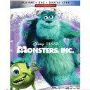 ブルーレイ ディズニー モンスターズ インク / DVD デジタル / Disney Pixar