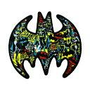 MARVEL 【ワッペン ★アイロン アップリケ★ マーベル BATMAN バットマン バットガール